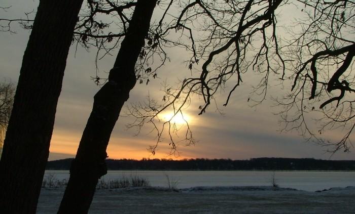 january 24th, Green Lake sunrise 001