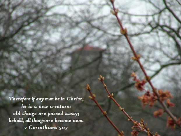2 Corinthians 5;17